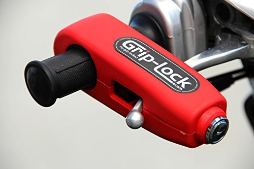 Grip-Lock Gas- und Bremsgriff-Sicherheitsschloss