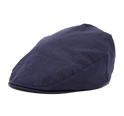 Born to Love Baby Boy's Hat Navy Driver Cap XS 48cm (12-24 Months) Navy (Cabbie Driver)