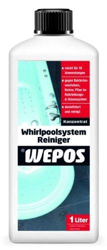 Wepos 2000102651 Whirlpoolsystem Reiniger 1 Liter