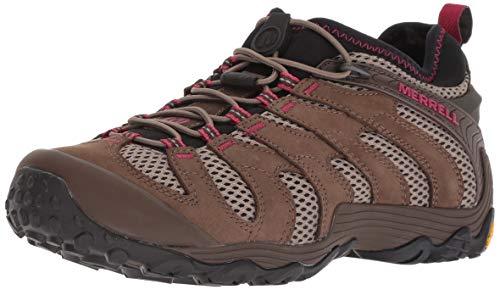 Merrell Women's Chameleon 7 Stretch Hiking Shoe, Stone, 08.5 M US (Stretch Hiking Shoes)