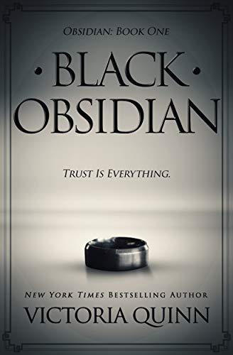 Black Obsidian by [Quinn, Victoria]