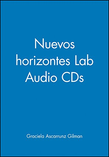 Nuevos horizontes 1e Lab Audio CDs (Spanish Edition)
