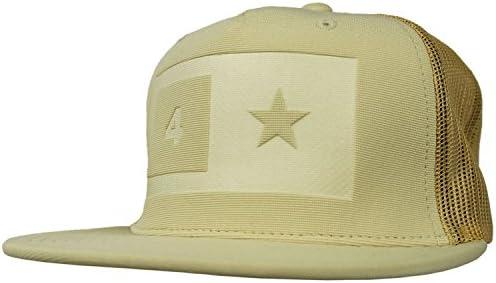 Fourstar Skate sombrero gorra de malla impresión Caqui: Amazon.es ...