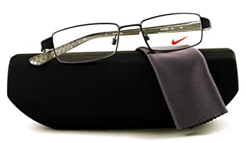 bd048e01f20 Image Unavailable. Image not available for. Color  Nike Eyeglasses 8065 ...