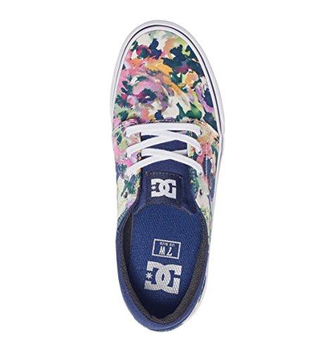 Mujer Multi Bajas SE Zapatillas Trase DC Shoes para TX nxwqPv0F81