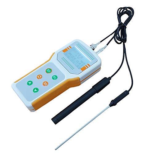 Portable Dissolved Oxygen Meter Pen Dissolved Oxygen Water Quality Oxygen Content Oxygen Meter Analyzer FAJIE