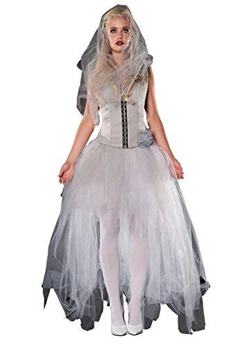 Underwraps Women's Blythe Spirit, Grey, Medium ()