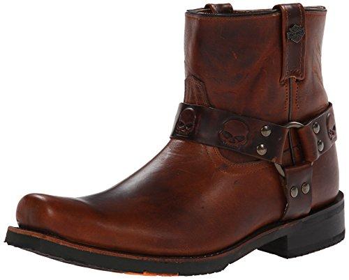 Harley Cowboy Boots - 6