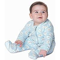 Pijama Soft com Pé Ovelha-2 anos