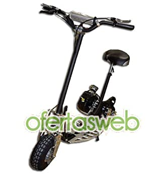 PATINETE GASOLINA 49CC | patinete motor gasolina: Amazon.es ...
