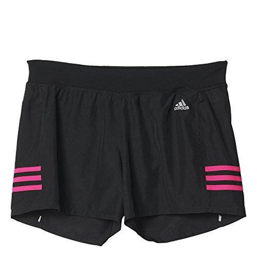 Short Ay1547 Femme Noir Adidas rose qnZgw5pxg0