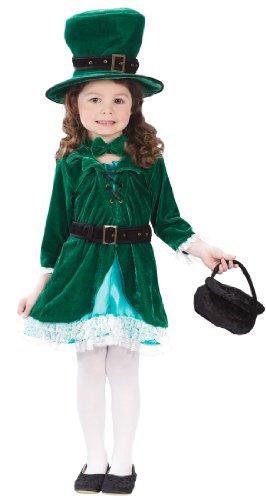 Amazon.com Fun World Lucky Leprechaun Child Costume Green Medium 8-10 Toys u0026 Games  sc 1 st  Amazon.com & Amazon.com: Fun World Lucky Leprechaun Child Costume Green Medium 8 ...