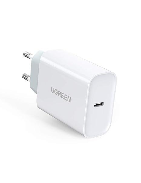 UGREEN Cargador USB C 30W, Cargador Carga Rapida Power ...