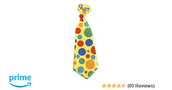 New Circus Clown Long Tie Costumes, Reenactment, Theater