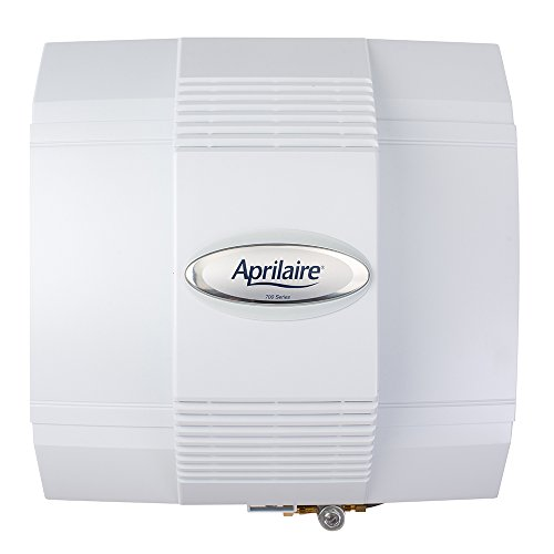 - Aprilaire 700M Whole House Fan Powered Humidifier, Manual High Output Furnace Humidifier
