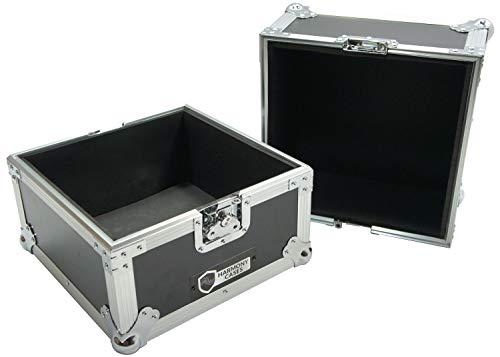 Harmony Case HCLP80 Flight Ready Road Travel DJ Case Holds 80 LP Vinyl Records