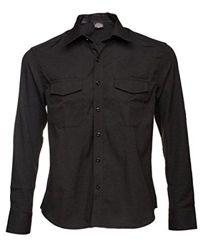 King Kerosin Suicidal Langarm Shirt MOTOR INC. schwarz Größe:S