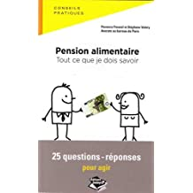 Je paie ou reclame une pension alimentaire