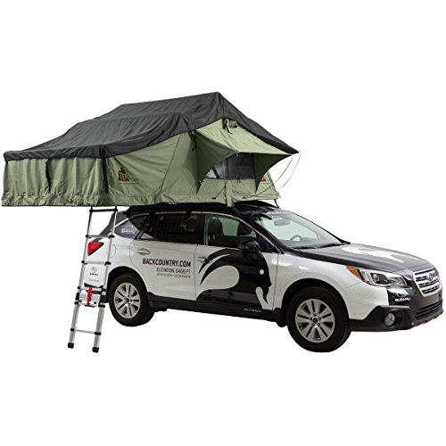 Tepui Autana Sky Tent: 3-Person 4-Season Green, One Size -  Tepui Tents, 01ASK051601