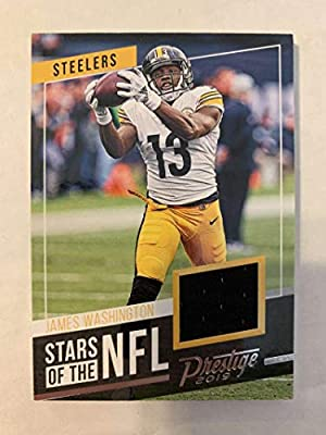 official photos 74e7c 69b10 Amazon.com: 2019 Prestige Stars of the NFL Football #6 James ...