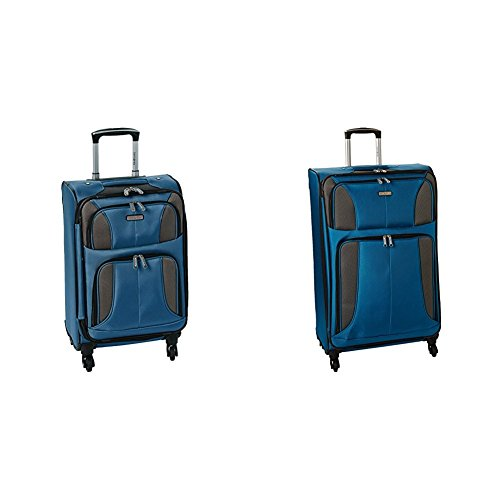"Samsonite Aspire Xlite Two-Piece Spinner Set (20""/29""), Blue Dream"