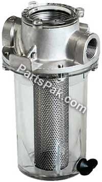 Strainer Basket Groco (RAW WATER STRAINER 1-1/2
