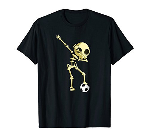 Halloween Dabbing Skeleton Playing Soccer With A Ball (Halloween Couples Costume Ideas Homemade)