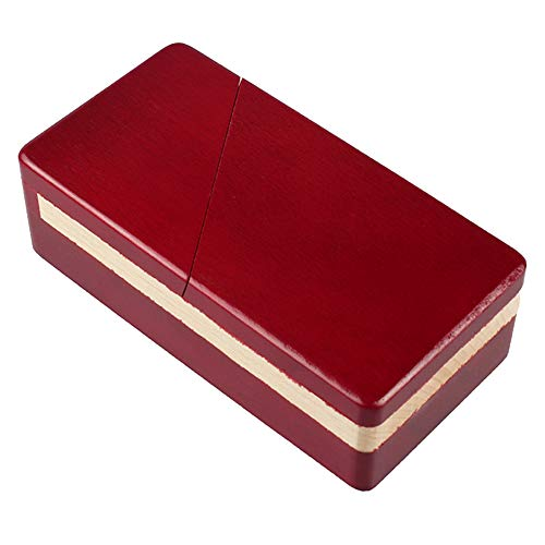 (Puzzle Box Magic Box Wooden Special Mechanism Box for Secret Gift)