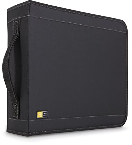 208 Case Logic Cd Nylon (208-DISC NYLON CD WALLET)
