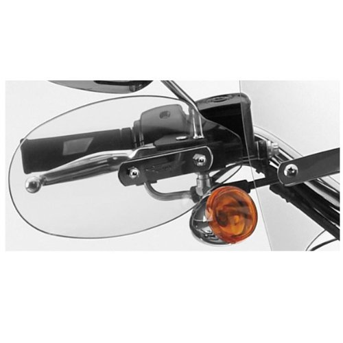 07-10 KAWASAKI VN900C: National Cycle Hand Deflector (Clear)