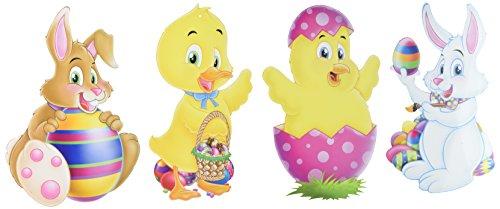 Pkgd Easter Cutouts   (4/Pkg)]()