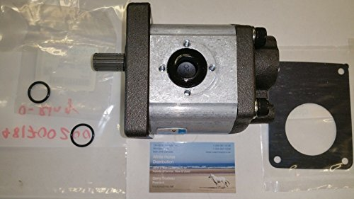 35861-82203 New Kubota M8950 M7950 M6950 Hydraulic Pump from OEM Kubota