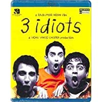 3 IDIOTS (BOLLYWOOD)(BLURAY)