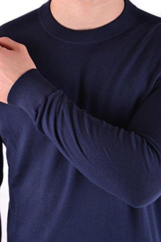 Blu Maglione Uomo Womag1772pi053107 Cotone Woolrich pAvIqxdn