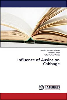 Book Influence of Auxins on Cabbage