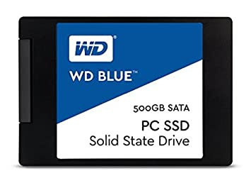 Amazon Com Western Digital Wd Blue Ssd Interne 500 Go Sata 6 Gbit
