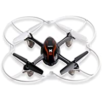 Syma X11 RTF Mini Quadcopter, FPV Camera 2.4G 4CH Design 6-Axis Gyro 360 Degree RC Mini Pocket Drone(Black)
