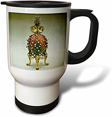 410ml Travel Mug Faberge Eggs Faberge Egg Tercentenary Of Romanoffs House Pictured Travel Mug Buy Online At Best Price In Uae Amazon Ae