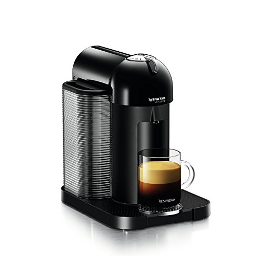 VertuoLine Coffee & Espresso Maker, Coffee & Espresso Combo Brewer (Black)
