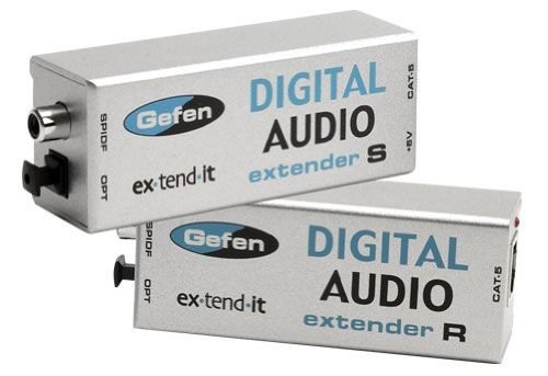 Gefen Component Audio Extender - GEFEN EXT-DIGAUD-141 Digital Audio Extender Over One CAT-5