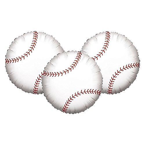 Set of 3 Baseball Sport 18