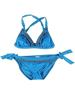 Womens Fiesta Side Tie 2 Piece Bikini