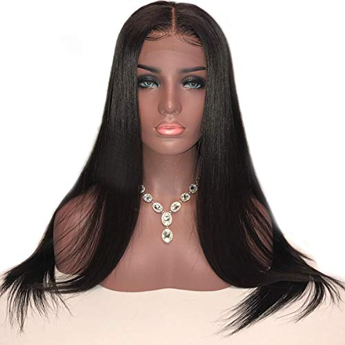 Newmarket Jacket (Betterluse Silky Straight Lace Front Human Hair Wigs Natural Bleached Knot Peruvian Remy Hair)