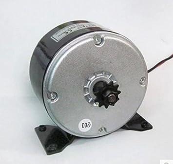 GZFTM my1025 24 V250 W DIY Eléctrica Bicicleta Motor Motor ...