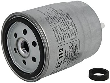 Mahle Knecht Kc 112 Kraftstofffilter Auto
