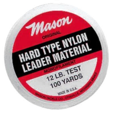 Mason HSR-12 Hard Type Nylon Leader