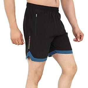 NEVER LOSE Men's Cycling Shorts