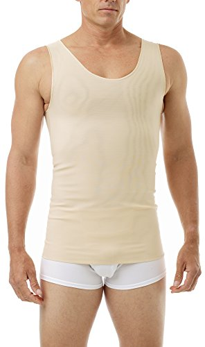 65acfae44e3a5 Underworks FTM Gynecomastia Ultimate Chest Binder Tank 997 - Nude Small