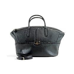 Guess Women's Wilcox Satchel Handbag