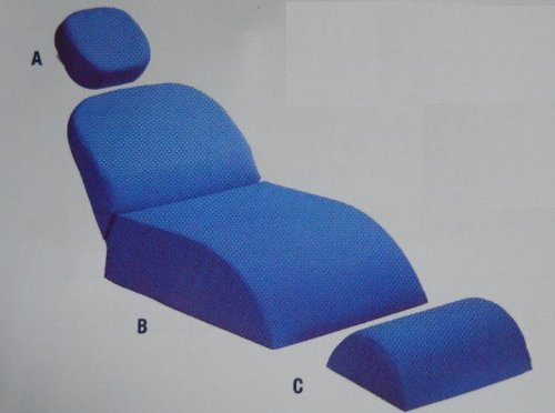Dental Chair Upholstery (Patient Chair Cushion for Dental Chairs,dental Units(c- Backrest/knee Support))